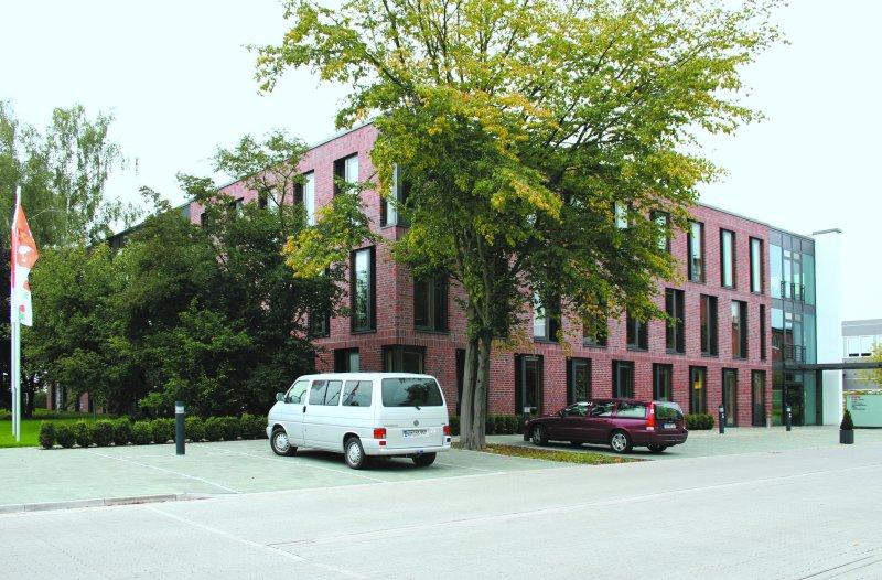 KWS Verwaltungsgebäude, Einbeck